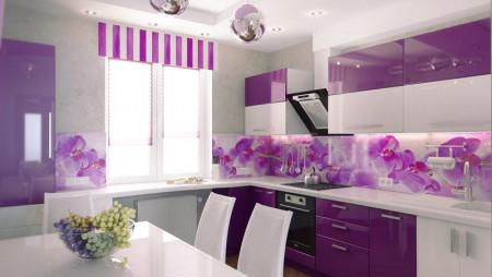 кухня под заказ Фиола