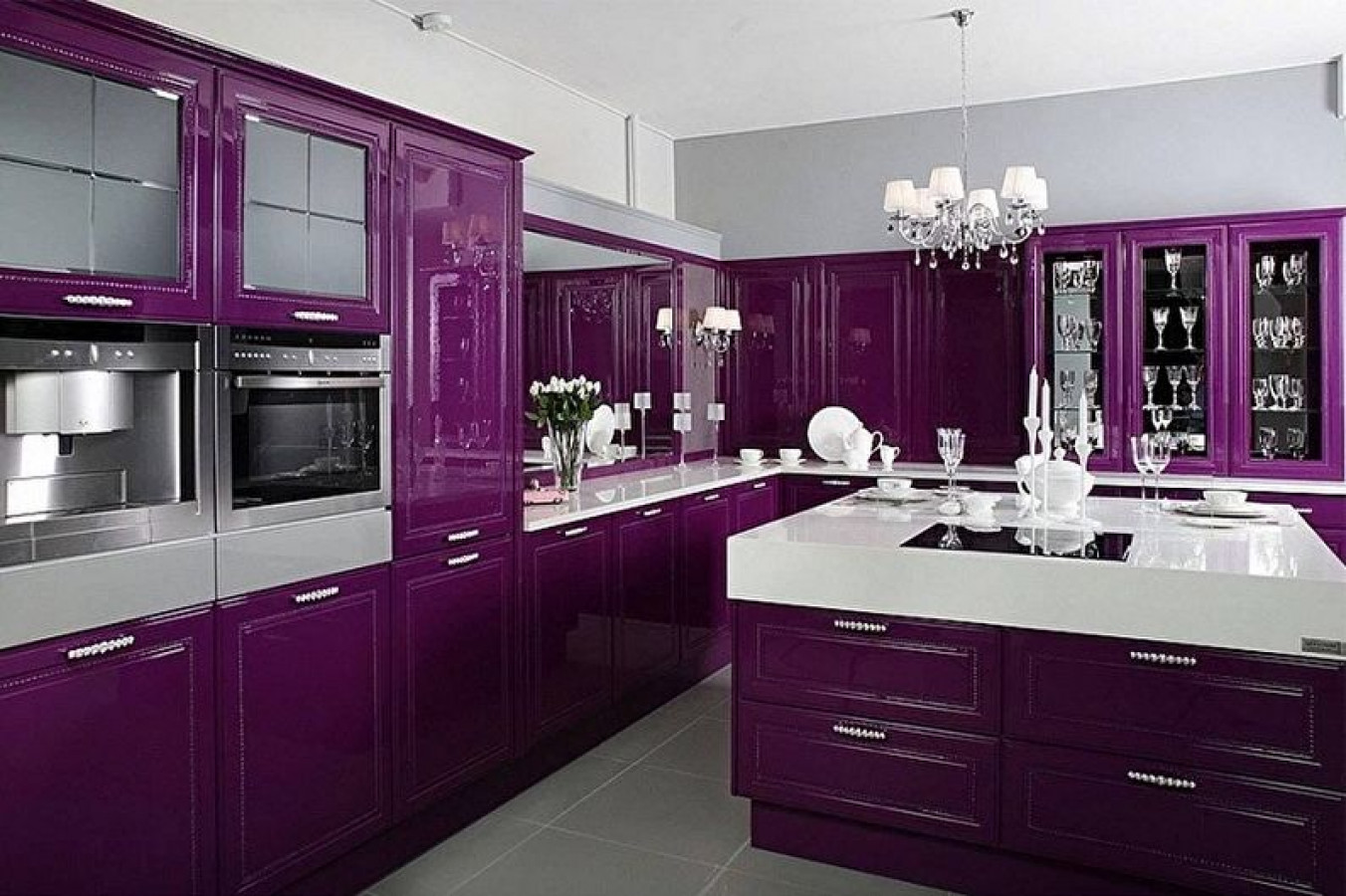 Кухня на заказ Фиорентина фотография