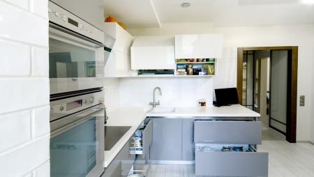 кухня и дизайн проект Модель 411