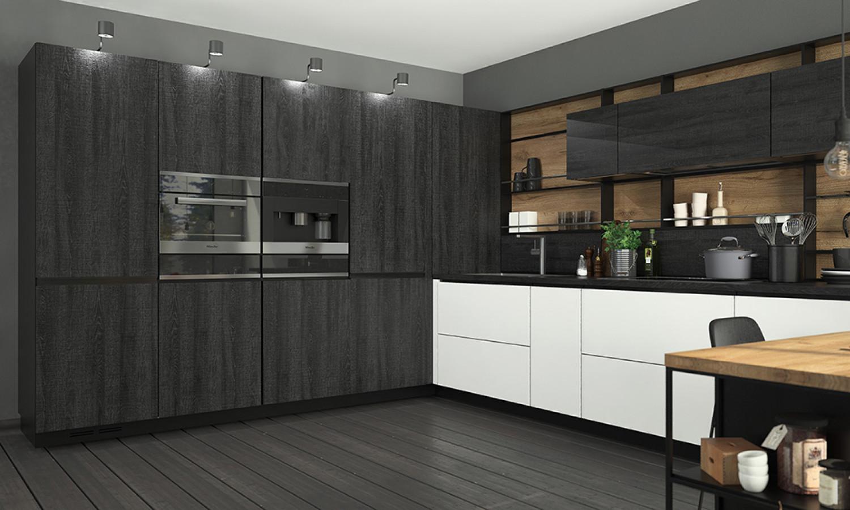 Кухня на заказ Аретуза фотография