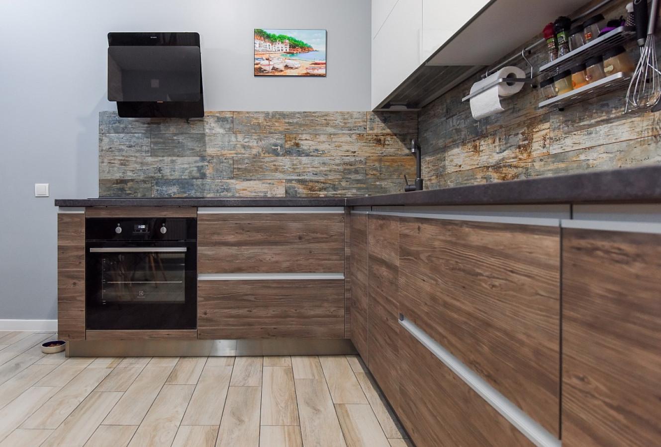 Кухня на заказ Атамантия фотография