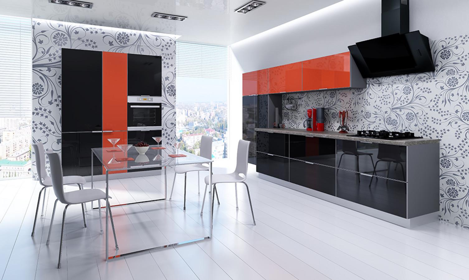 Кухня на заказ Crista фотография