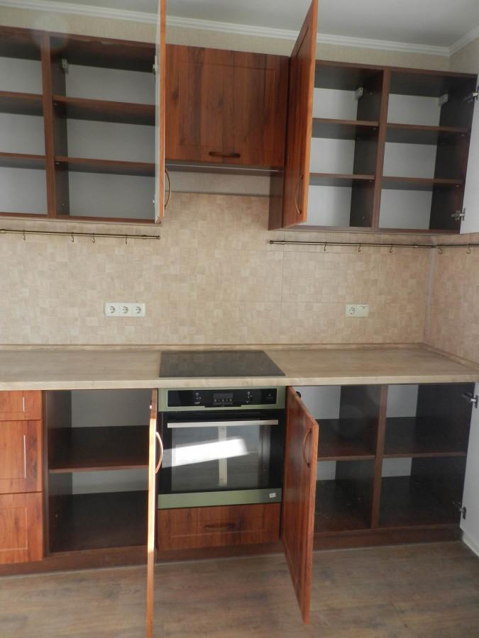 Кухня на заказ дуб Сокальский фотография