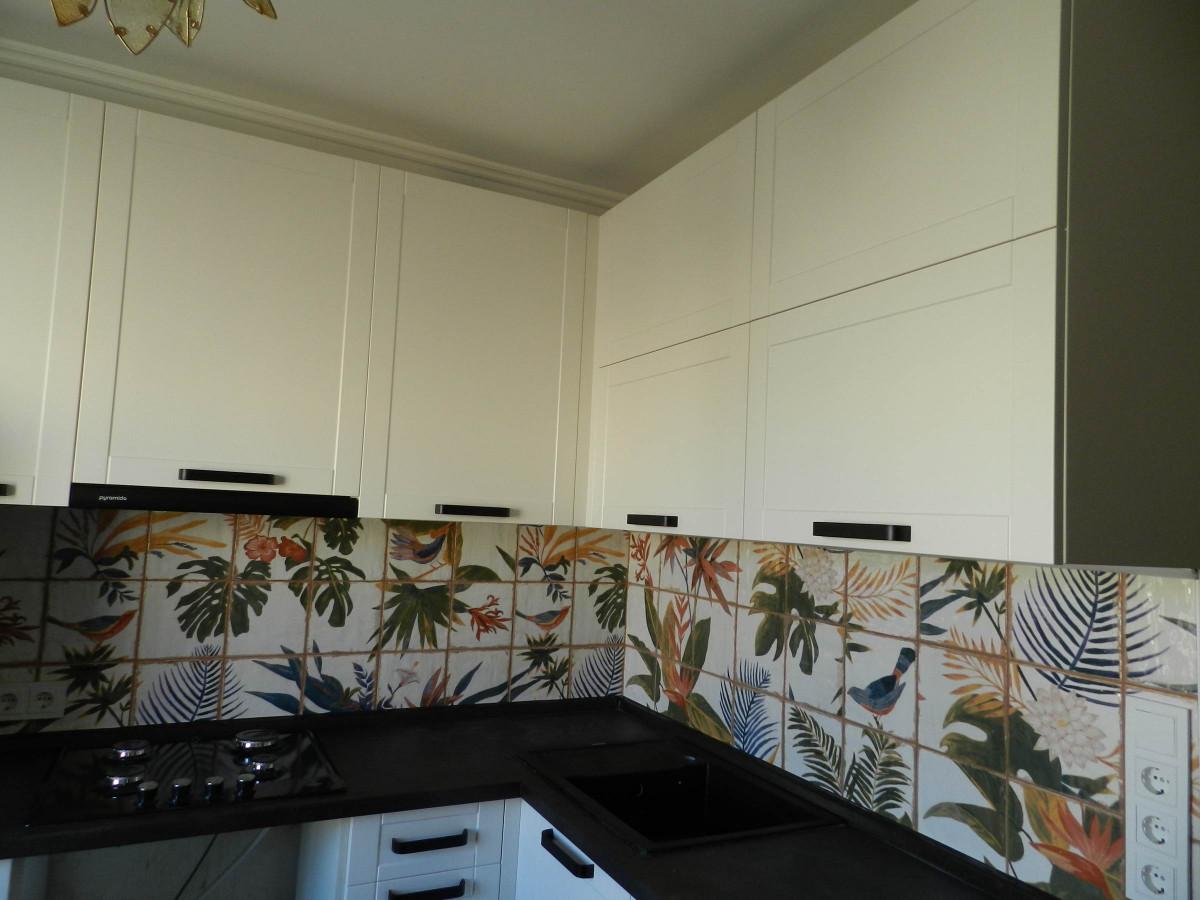 Кухня на заказ Джелато фотография
