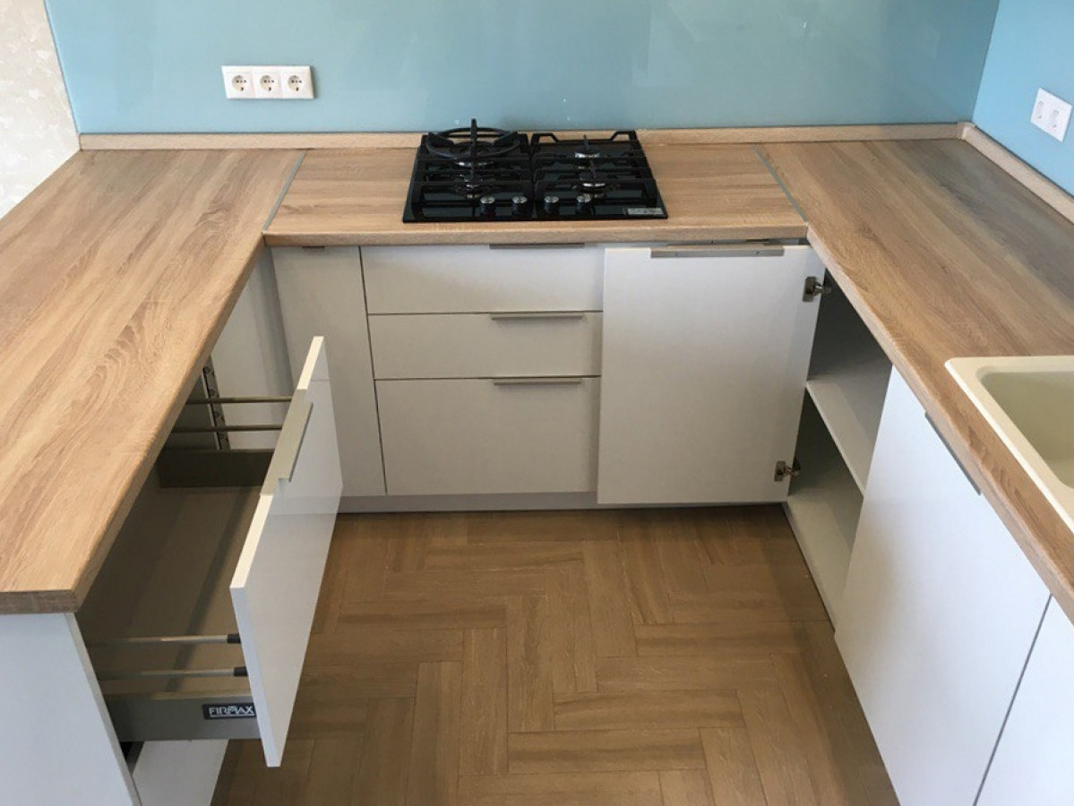 Кухня на заказ Едлаз фотография