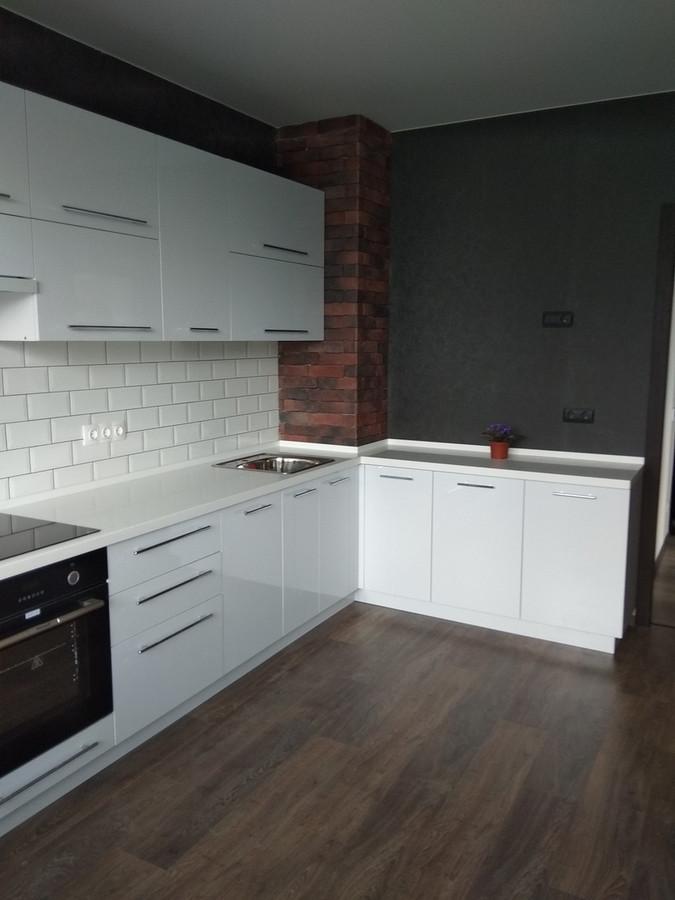 Кухня на заказ Егбиль фотография