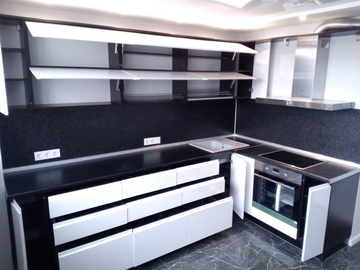 Кухня Модель 430 на заказ  фотография