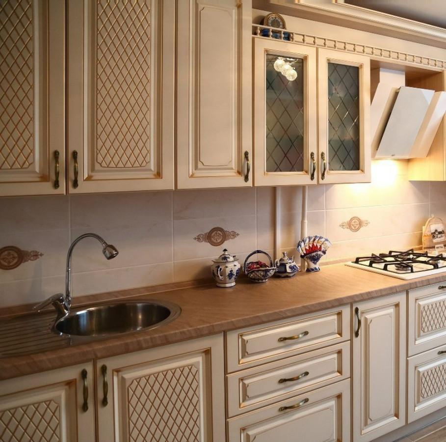 Кухня на заказ Эухарис фотография