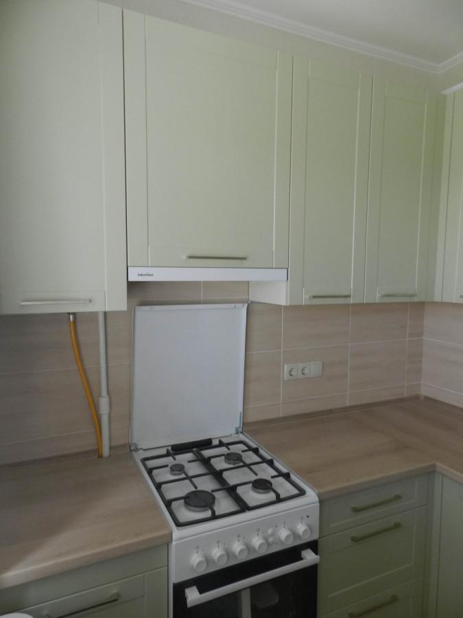 Кухня на заказ Фисташка фотография