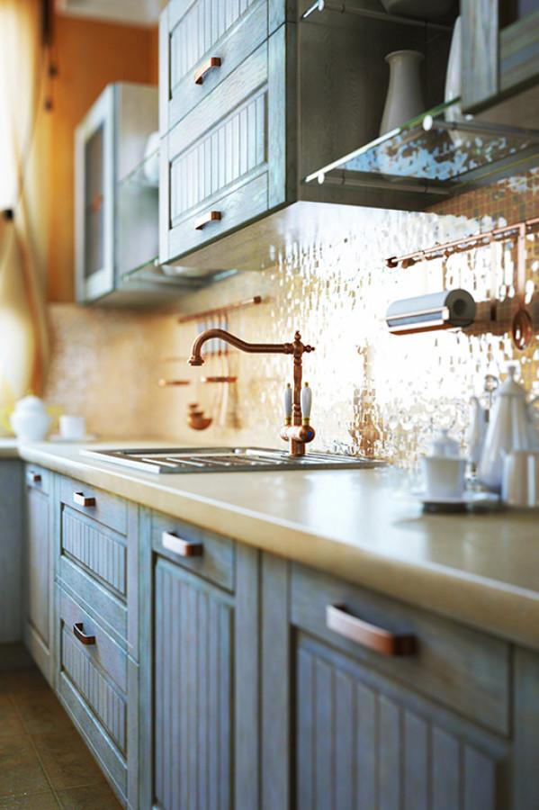 Кухня на заказ Flavia фотография