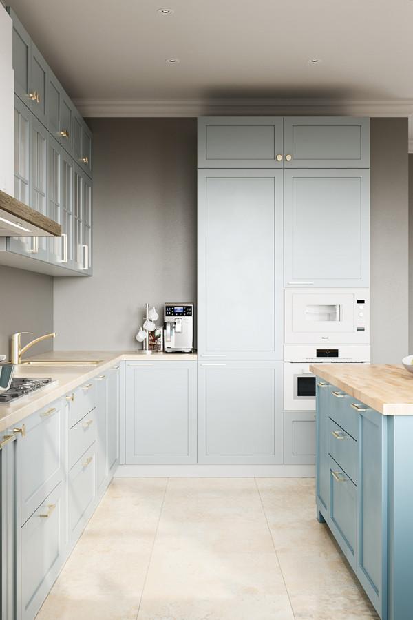 Кухня на заказ Frost фотография