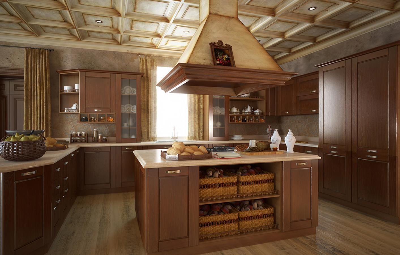 Кухня на заказ Malaga фотография