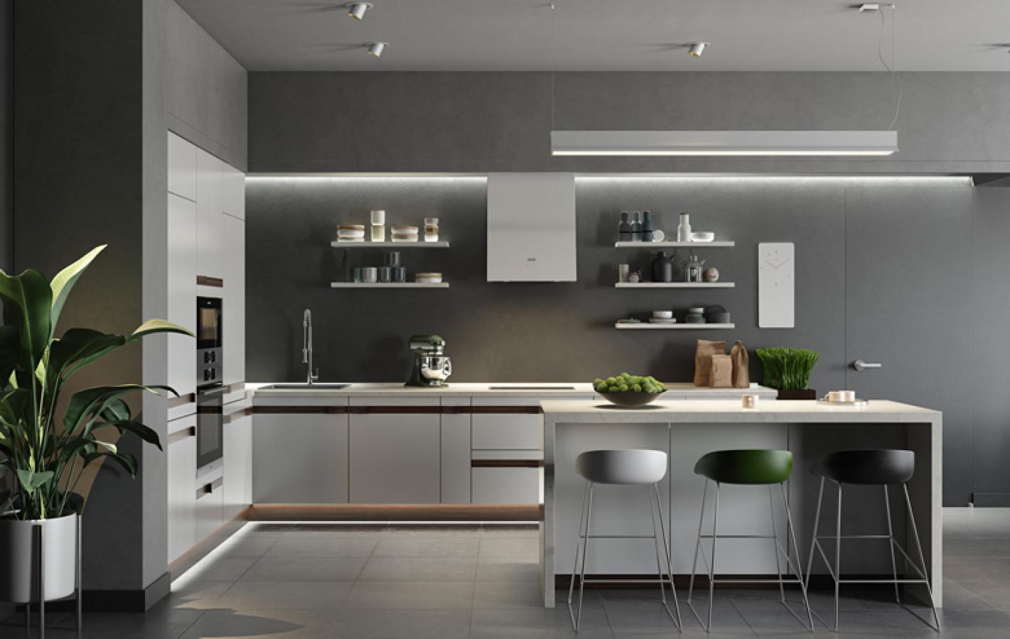 Кухня на заказ Orhidea фотография