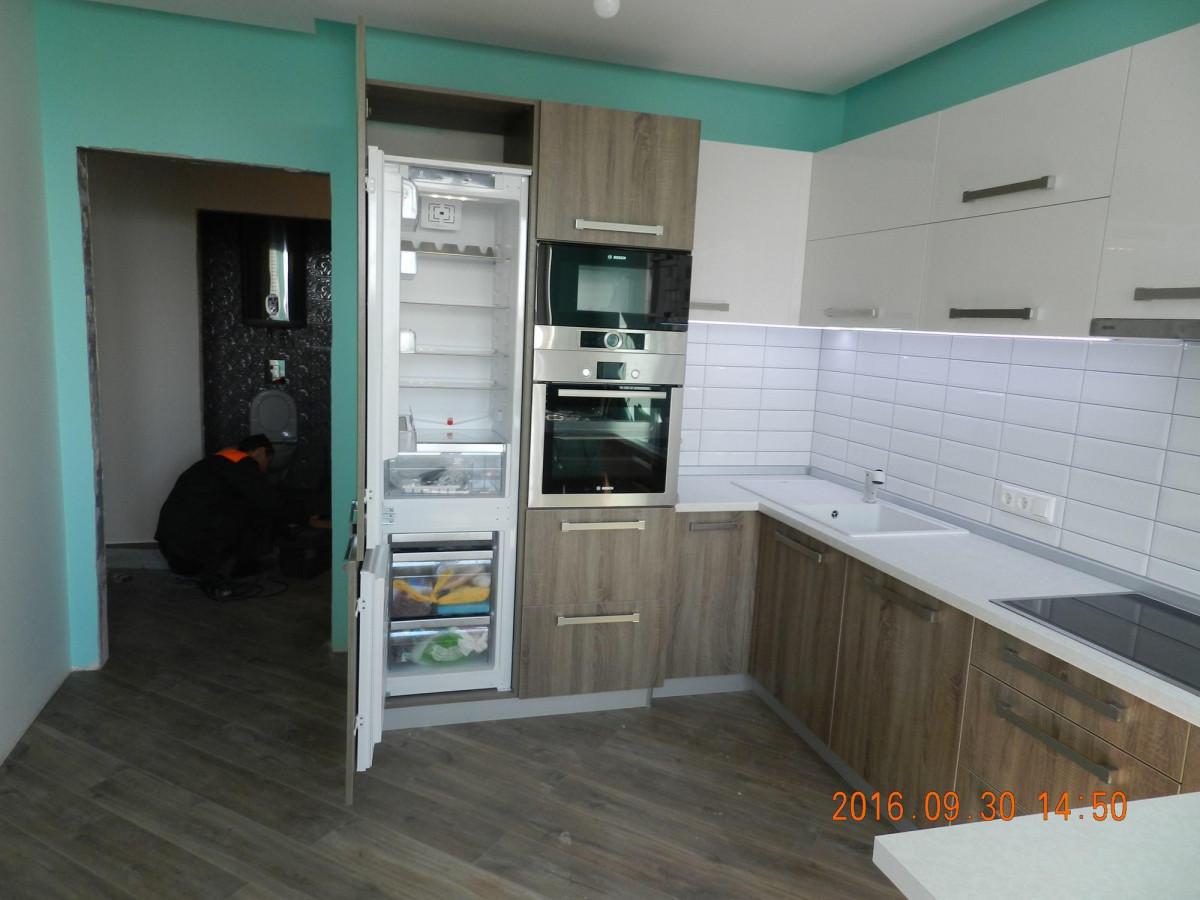 Кухня на заказ Сонома фотография